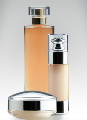 cosmetics glass packaging